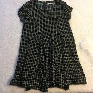 UO Pleated Dress